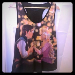 Disney Tangled tank top